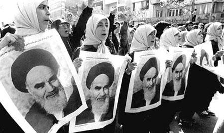 قیام انقلابی زنان مشهد علیه حکومت پهلوی
