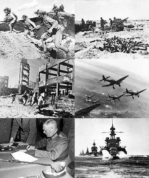 علل آغاز جنگ جهانی دوم چه بود؟/ آشنایی با رهبران اصلی جنگ جهانی دوم