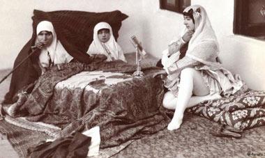 حرمسرای قاجار, زنان حرمسرای قاجار, زنان حرمسرای ناصرالدین شاه