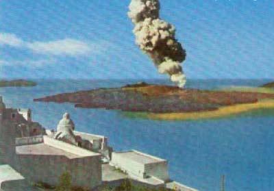 مطالب داغ: هشت نمونه از بدترین بلاهای طبیعی دوران باستان