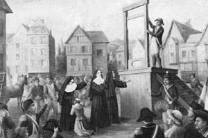 تاریخ باستان, روشهای شکنجه در قرون وسطی