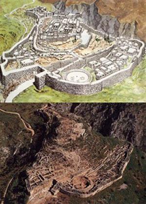 تاريخ و تمدن,تاريخ باستان,تمدن هاي ناپديد شده