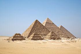 رابطه بین اهرام و ا عتقاد مصریان