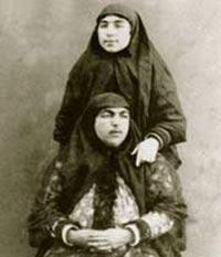 مهریه دخترها در عهد قجر,مهریه,مهریه دختر ها در دوران قاجار,میزان مهریه در زمان قاجار