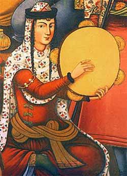 فرهنگ وهنر: تاریخچه دف