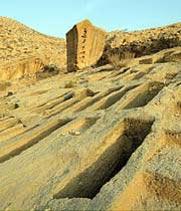 روش خاکسپاری مردگان در ایران باستان,نحوه دفن مردگان در ایران باستان,تاریخ و تمدن