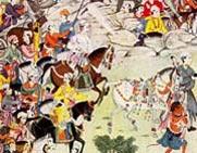 حمله مغول به ایران,حمله چنگیز خان مغول به ایران, علل حمله مغول به ایران
