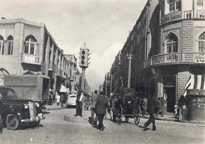 تهران قدیم,عکس های  تهران قدیم,محله های قدیم تهران