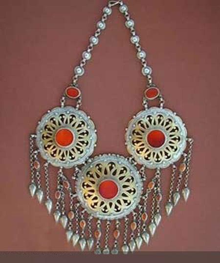 صنعت طلا و جواهر,جواهرات ایران,گردنبند جواهر