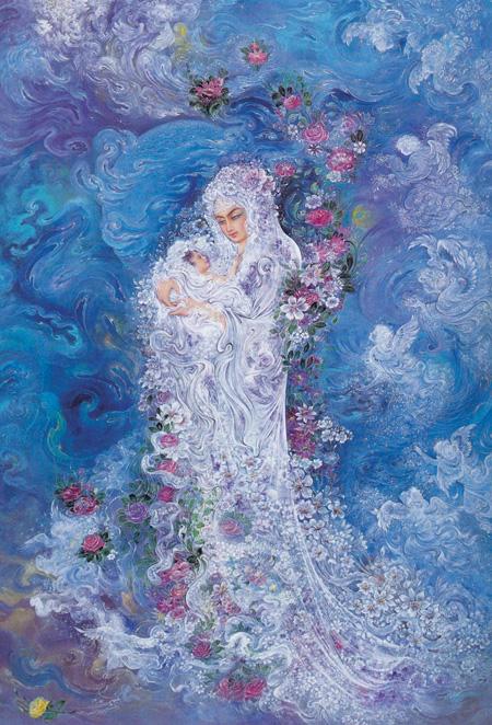 دانلود زیباترین عکس های  نقاشی مینیاتور