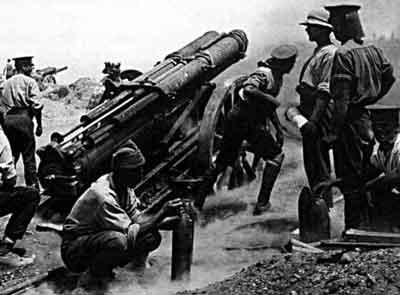 جنگ جهانی اول,علت جنگ جهانی اول,زمان جنگ جهانی اول