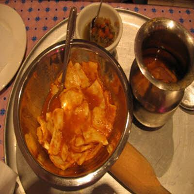طرز تهیه آبگوشت بزباش آموزش آشپزی