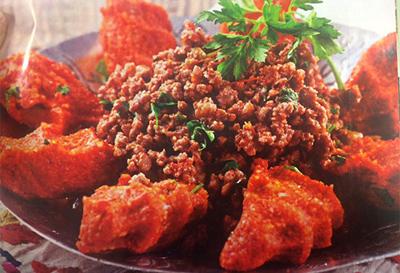 پخت کباب عربی,طرز تهیه کباب عربی