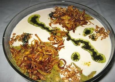 طرز پخت آش کلم به سبک باکویی,طرز تهیه آش کلم