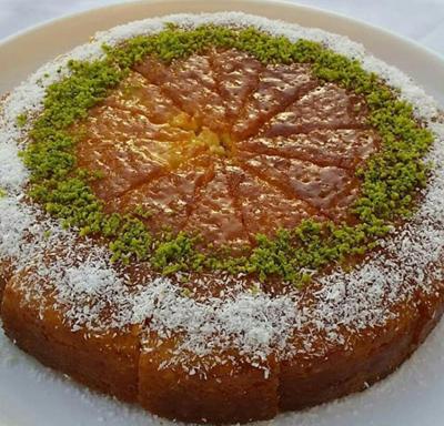 درست کردن کیک خیس کاراملی, طرز پخت کیک خیس کاراملی