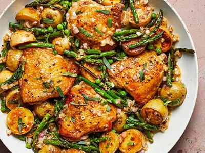پخت ساق مرغ, مواد لازم برای تهیه ساق مرغ با سبزیجات