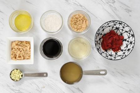 نحوه درست کردن تسو, پخت غذای چینی با گل کلم