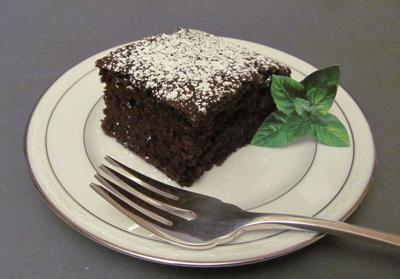 پخت کیک شکلاتی بدون شیر و تخم مرغ,طز تهیه کیک شکلاتی