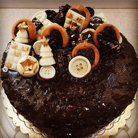 عکس کیک قهوه, کیک قهوه, طرز تهیه کیک قهوه