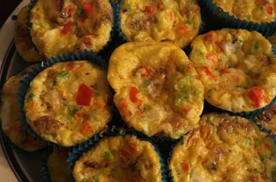 پخت مافین سوسیس و تخم مرغ,مواد لازم برای تهیه مافین سوسیس