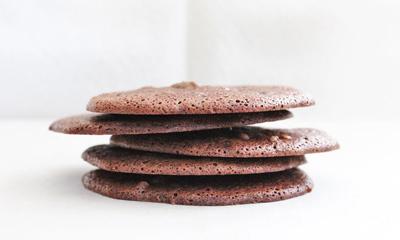 مواد لازم برای کوکی شکلاتی بدون آرد,آموزش پخت کوکی شکلاتی بدون آرد