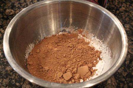 طرز تهیه کوکی شکلاتی,کوکی شکلاتی بدون آرد