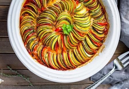 غذای سبزیجات مجلسی , انواع غذای رژیمی با سبزیجات , خوراک سبزیجات رژیمی فوری