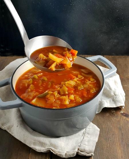 طرز تهیه خوراک سبزیجات رژیمی , غذای رژیمی با سبزیجات , غذای سبزیجات رژیمی
