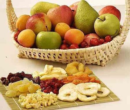 میوه خشک,میوه هاى خشک,مصرف میوه خشک