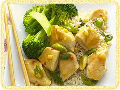 خوراک مرغ و برنج رژیمی(کم کلسترول),http://www.mihanfaraz.ir/post/952