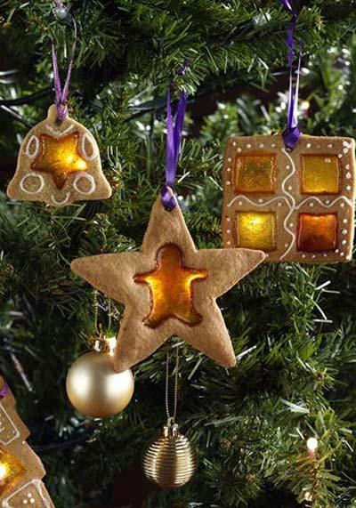 طرز تهیه شیرینی بیسکوییتی مخصوص کریسمس, شیرینی مخصوص کریسمس