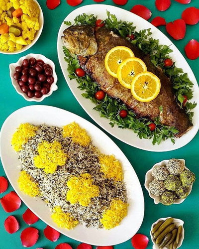 طرز تهیه ماهی شکمپر,نحوه پخت ماهی شکمپر