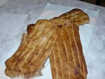 طرز پخت نان بربری در فر