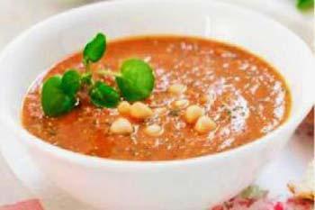 طرز تهیه سوپ نخود,نحوه پخت سوپ نخود