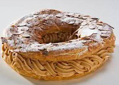 نحوه پخت پاری برست کوچک , پخت شیرینی های تر