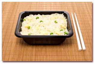 طرز تهیه برنج چینی