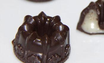 شکلات های زیبا, طرز تهیه شکلات, روش بن ماری کردن