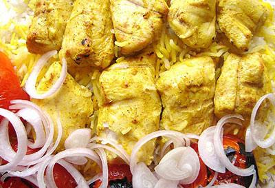 طرز پخت کباب تابه ای
