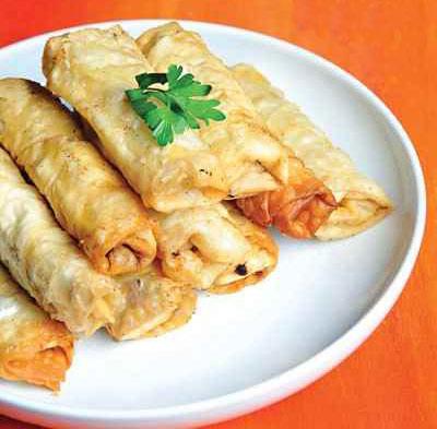 طرز تهیه بورقی ترکی, نکاتی برای پخت بورقی