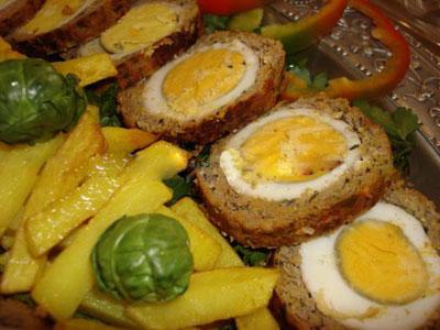 آموزش پخت رول گوشت و تخم مرغ , نحوه پخت رول گوشت و تخم مرغ