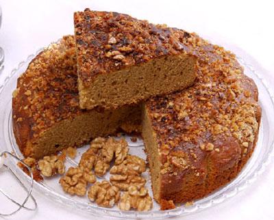 نحوه پخت کیک با شیره, پخت انواع کیک