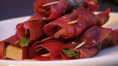 پخت رولت گوشت ایتالیایی, نحوه پخت رولت گوشت