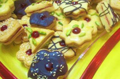 شیرینی آلمانی,طرز تهیه شیرینی آلمانی