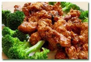 Tso غذای چینی