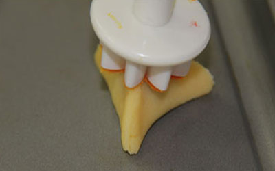 طرز تهیه شیرینی مثلثی برای عید فطر, شیرینی مثلثی مخصوص عید
