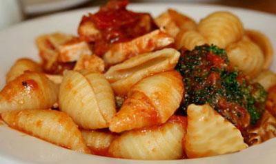 طرز تهیه خورش پاستا , پخت سس پاستا