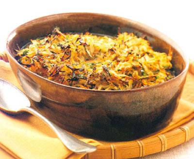 خوراک قالبی سبزیجات, طرز تهیه خوراک قالبی