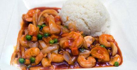 نحوه پخت میگو شانگهای, پخت انواع غذا با میگو