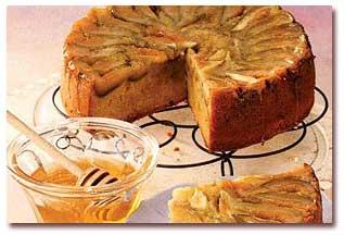 طرز تهیه کیک انجیر و ماست