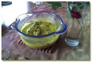 طرز تهیه خورش ماست به سبک هندی آموزش آشپزی